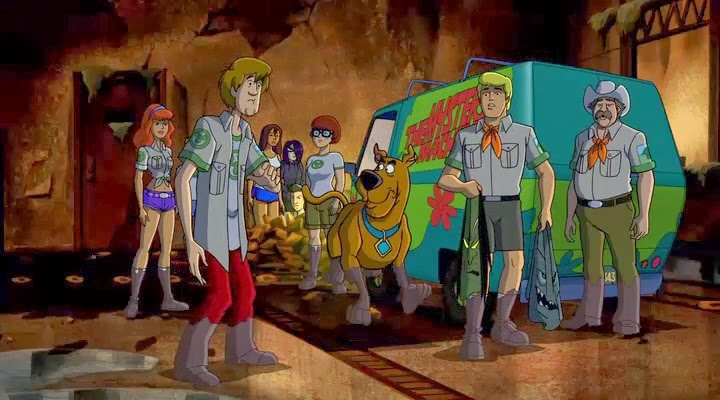 Atch scooby doo camp scare full movie in hindi only on toon network