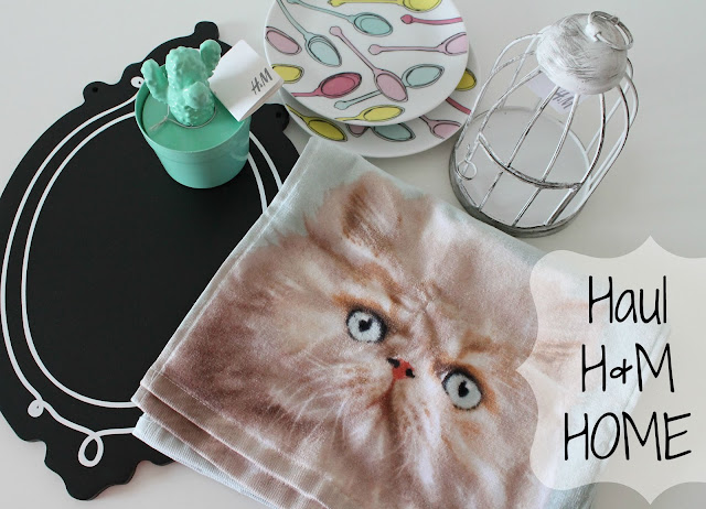 H&M Home haul
