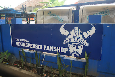 The Original Fanshop Viking Persib Club