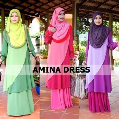 AMINA DRESS | RM75WM / RM79EM