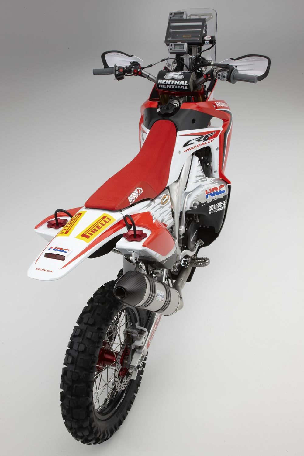 Autoesque  Honda CRF450 Rally