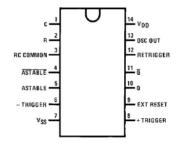 Insect Repeller Circuit Diagram