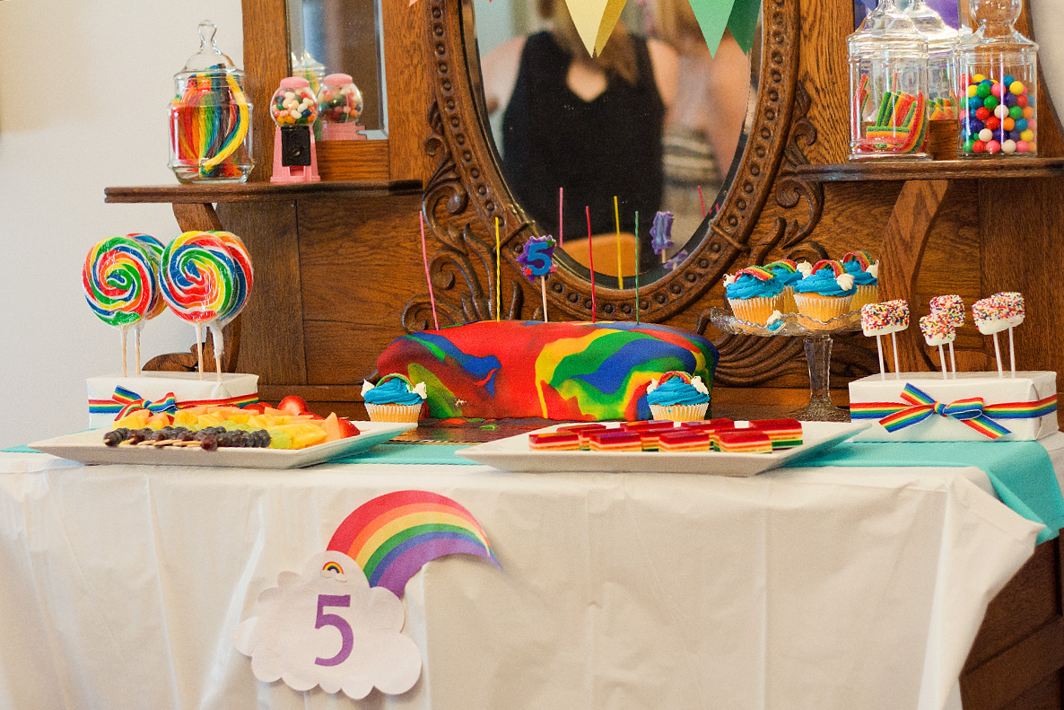 We are over the RAINBOW with excitement for this 5 year ...