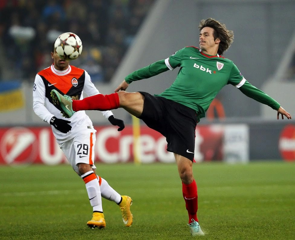 UEFA CHAMPIONS LEAGUE 2014