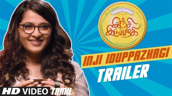 Inji Iduppazhagi Trailer __ Inji Iduppazhagi __ Arya, Anushka Shetty, Sonal Chauhan M.M. Keeravaani