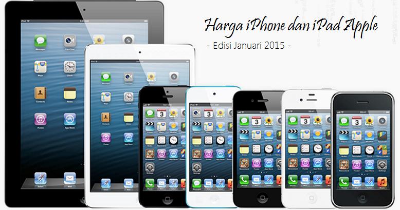 Daftar Harga Hp Apple Ipad Terbaru September 2014 Info Pc