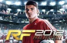 Real Football 2012 juego de fútbol para iOS y Android