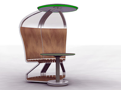 Creative and Innovative Solar Furniture (10) 12