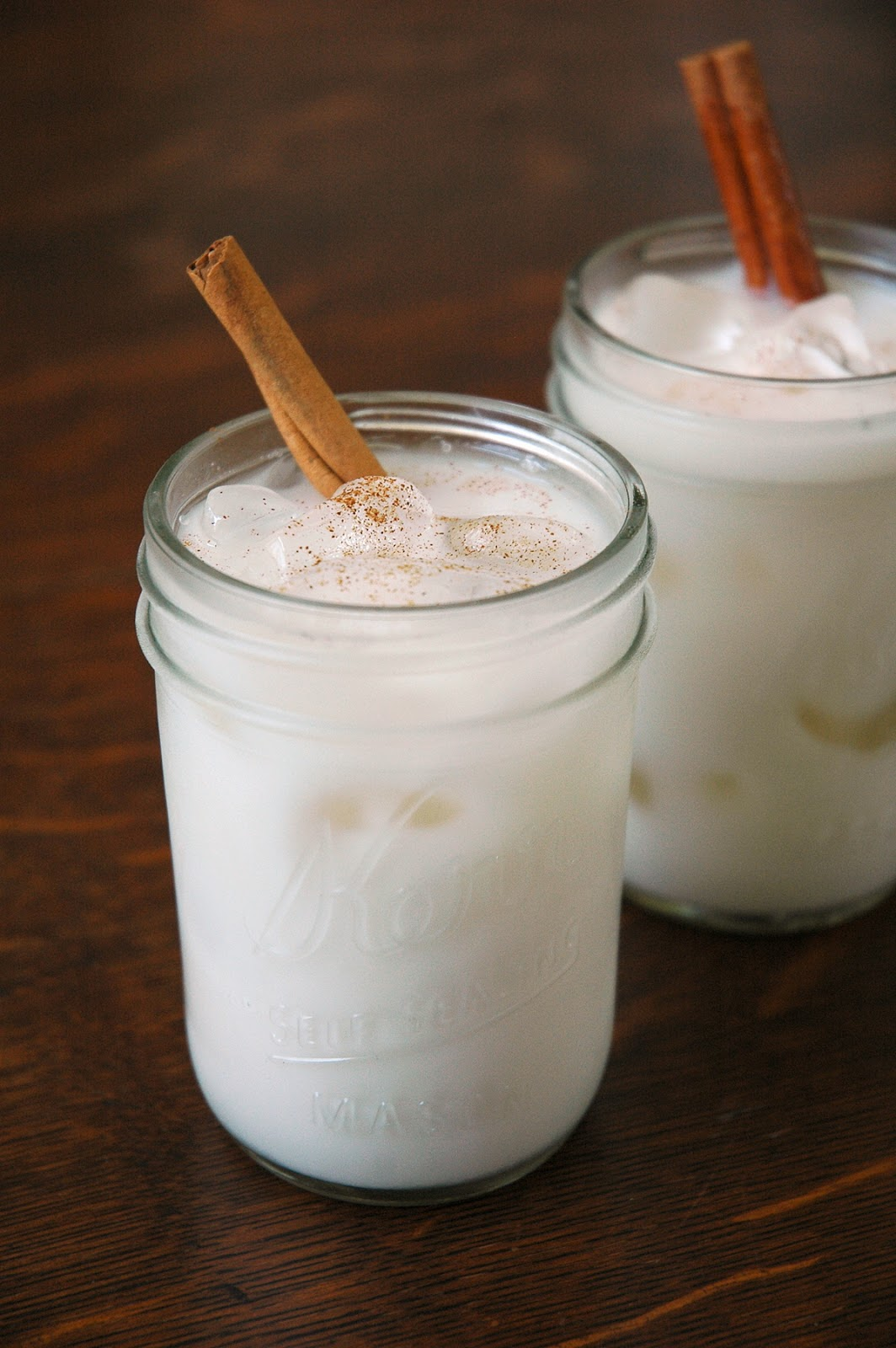 Mangoes And Palm Trees: Horchata Spanish White Russian ...