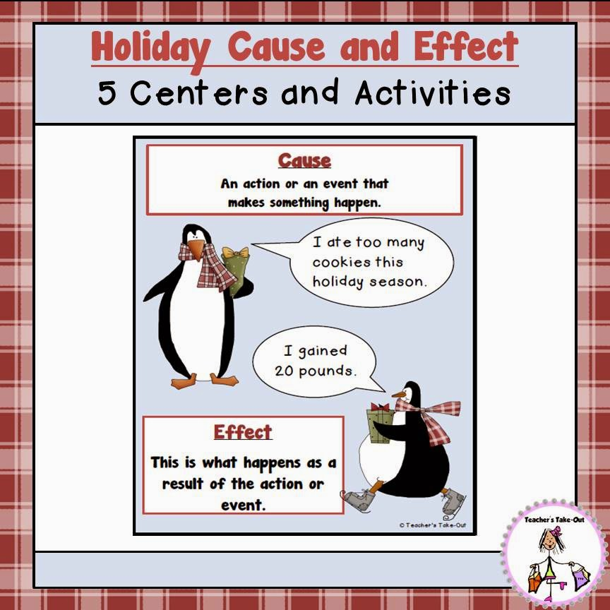 Holiday Cause and Effect