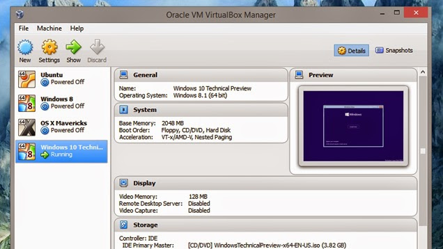 download oracle virtual box