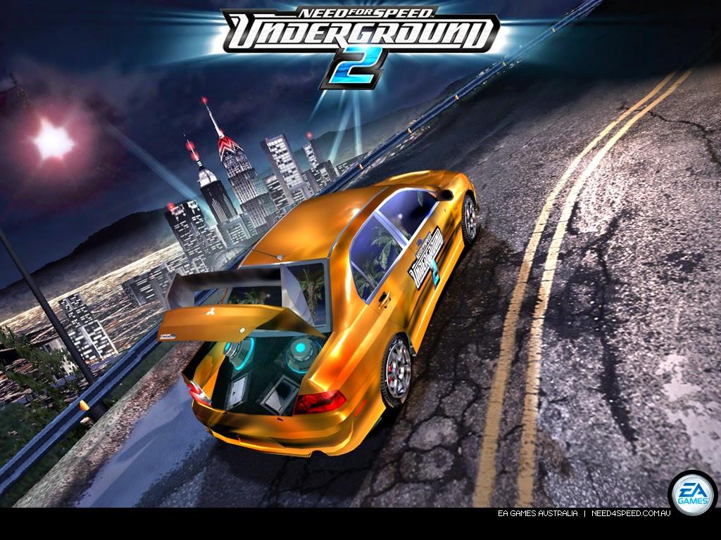 Need For Speed Underground  Sponsor Cars