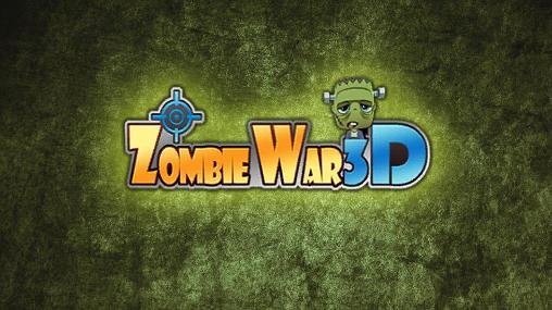 Zombie War 3D v1.1 Apk Mod [Dinero]