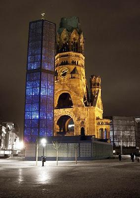 Iglesia  Kaiser-Wilhelm-Gedächtniskirche.