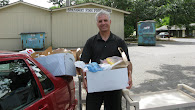Spanaway Food Bank Donation