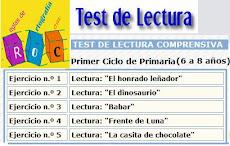TEST DE COMPRENSIÓN LECTORA