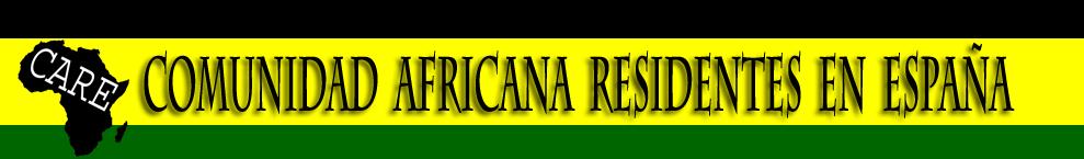 COMUNIDAD  AFRICANA  RESIDENTE  EN  ESPAÑA