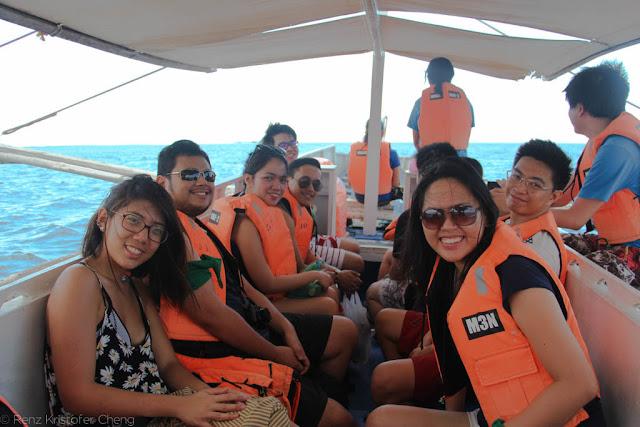 FSRM in Honda Bay, Puerto Princesa, Palawan
