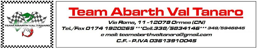 TEAM ABARTH VAL TANARO