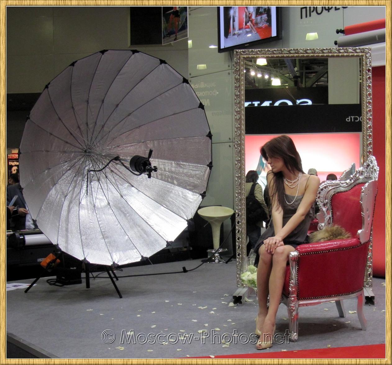 Photo model at Photoforum