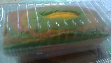Cake Mable Pelangi