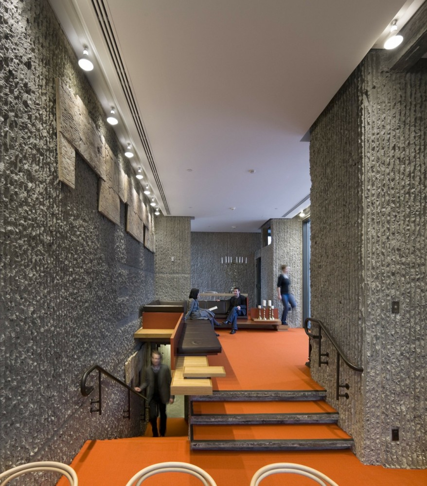 Living Modernism Case Study Yale School Of Art And