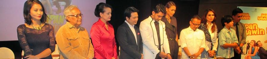 Syukuran Film Kapan Kawin ? Legacy Pictures