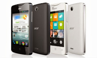 Harga Acer Liquid Z3 2014