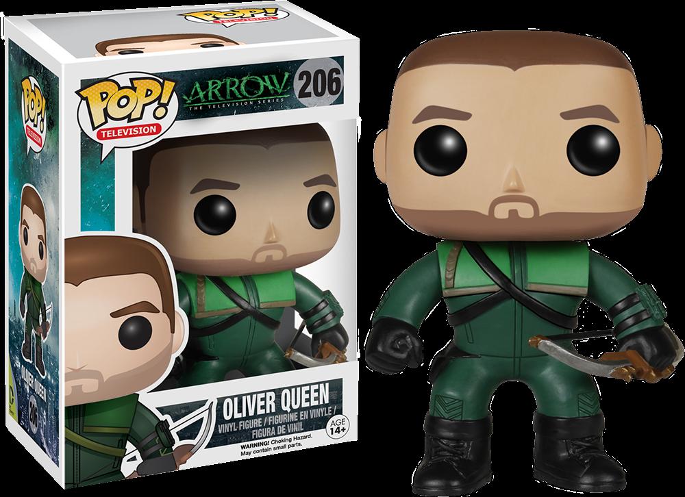 Funko Pop! Oliver Queen