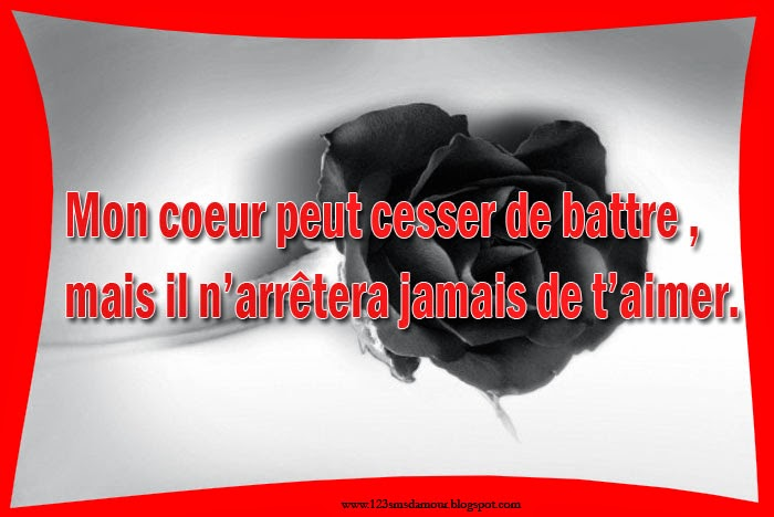 sms damour pour son homme.