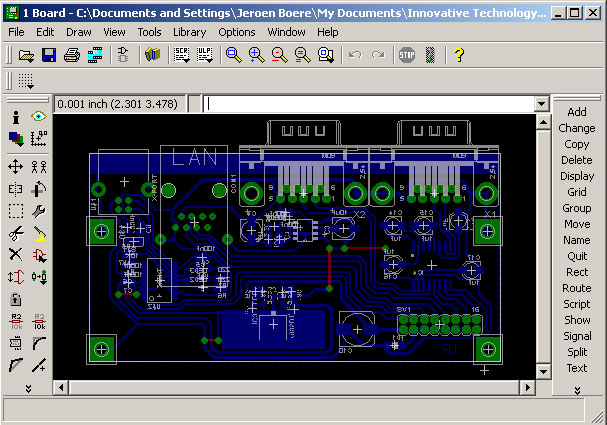 world technical: EAGLE PCB DESIGN SOFTWARE