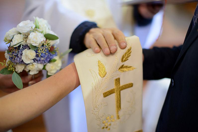 vestuvės šventos Gertrūdos bažnyčioje Kaune