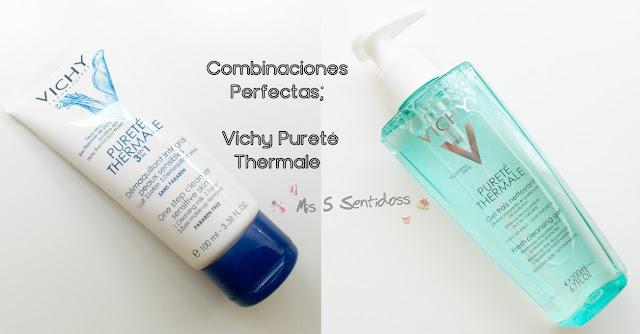 Combinaciones Perfectas: Vichy Pureté Thermale