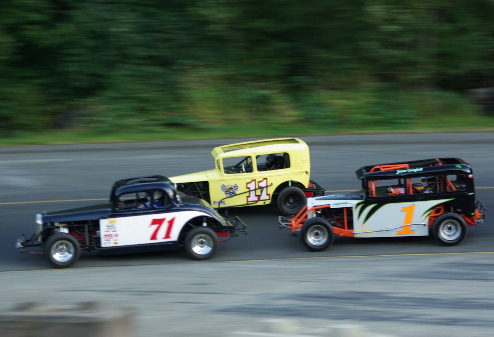 CANADA WEST RACING - We Talk Racing!: Saratoga Speedway