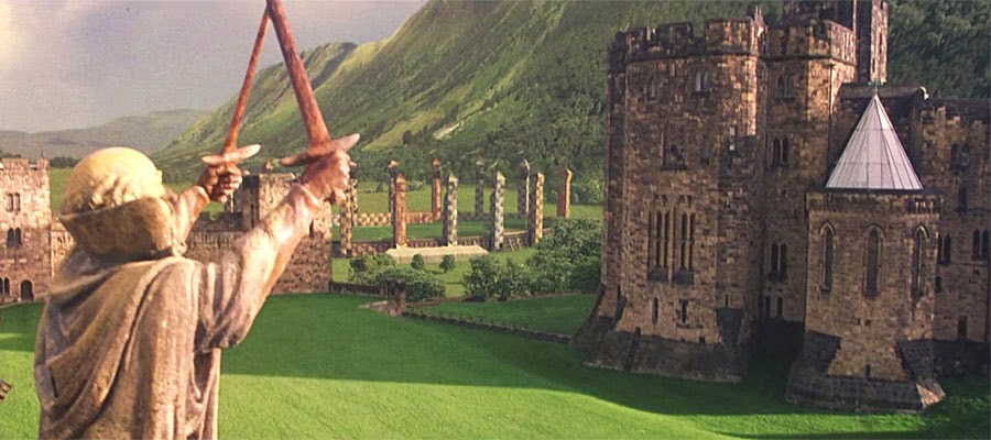 harry potter theme park england