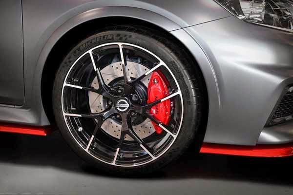 2015 New Nissan Pulsar NISMO Concept