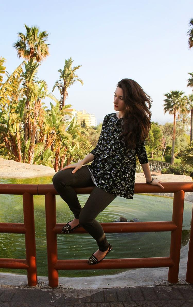 OOTD: Palm trees