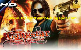 Gangstar-Miami Vindication HD Game