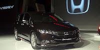 2012 Honda Odyssey Facelift Terbaru Review Specs