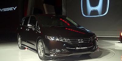harga 2012 Honda Odyssey Facelift Terbaru spesifikasi