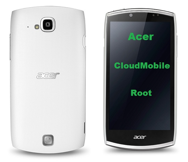 Acer CloudMobile S500 Root