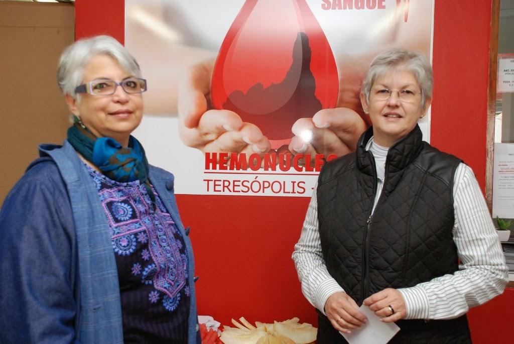 Fortunê Meyohas e Rita Valadão convocam a população a doar sangue
