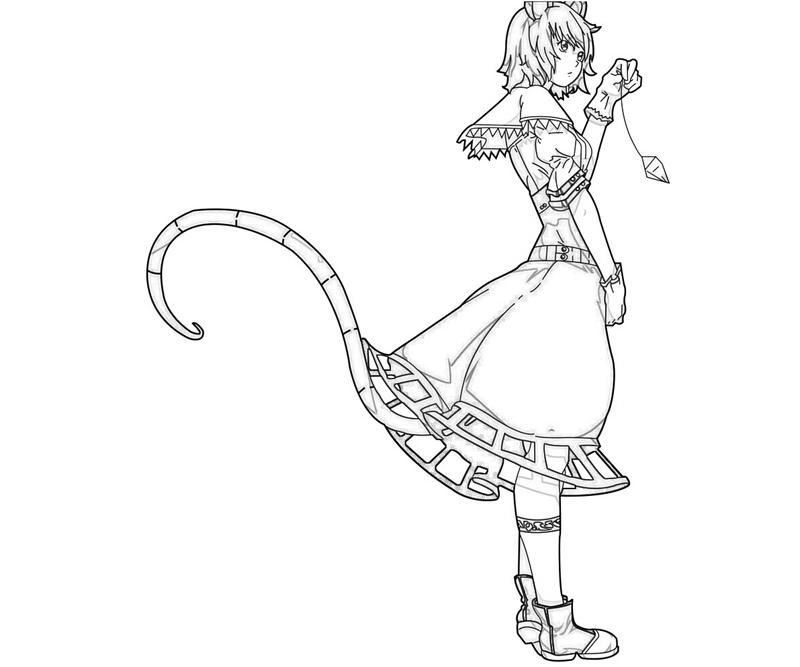 printable-nazrin-and-friends_coloring-pages-1
