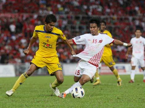 Mohd Daudsu Jamaluddin Kelantan FA