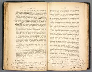 Copia digitalizada de la primera edición del Tomo I de El Capital de Karl Marx
