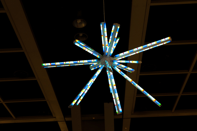 spencer finch bright star sirius 2010 spencer finch moonlight venice