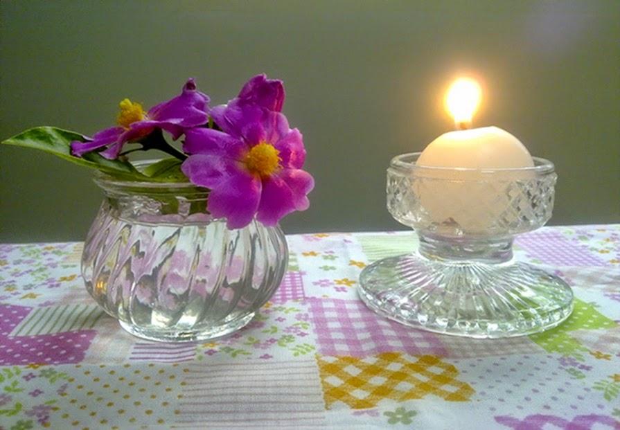 Brilhe vossa luz! - proclamou o Mestre.