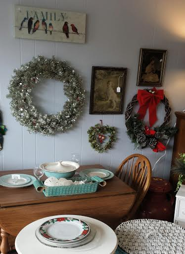 Frugal Fortune Vintage Christmas Decorations And Home