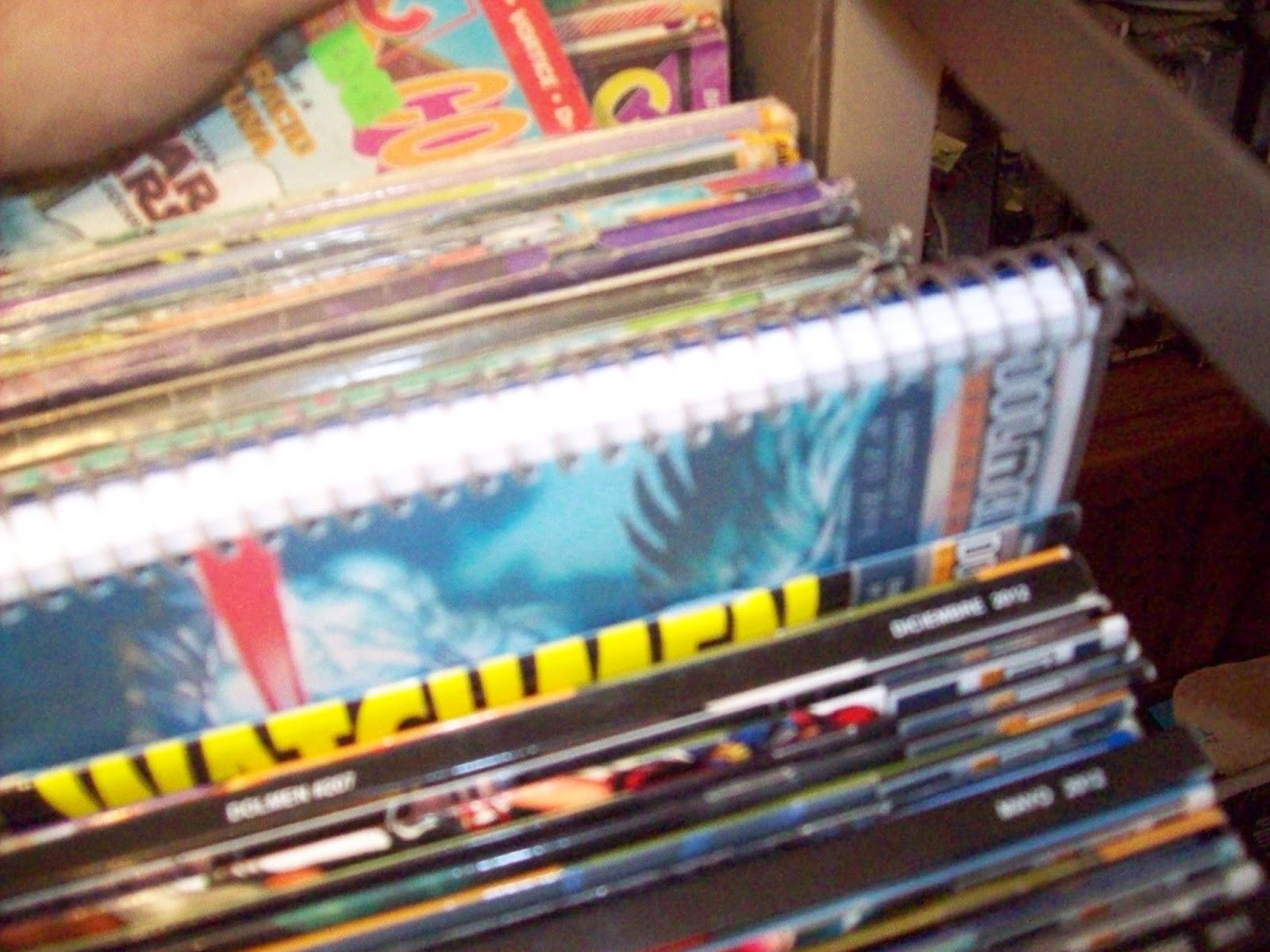 [COMICS] Colecciones de Comics ¿Quién la tiene más grande?  - Página 6 100_5543