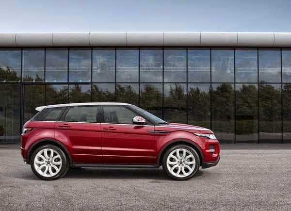 2014 Land Rover Range Rover Evoque Dynamic Reviews
